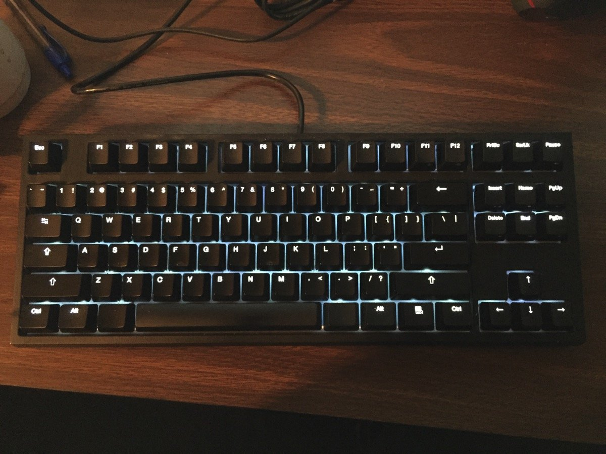 code keyboard