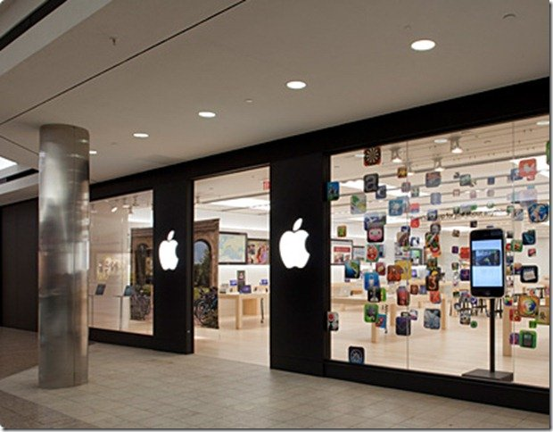 Design lessons from the apple store accidental technologist for Retail store design software